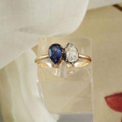 Napolean engagement ring