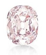 Princie 34.65 ct Fancy Intense Pink