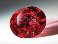 1.56 carat Argyle Phoenix Fancy Red