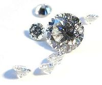 Diamonds-round brilliant