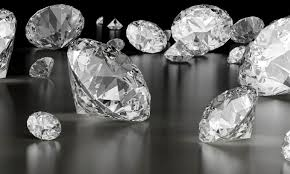 Polished diamonds-1
