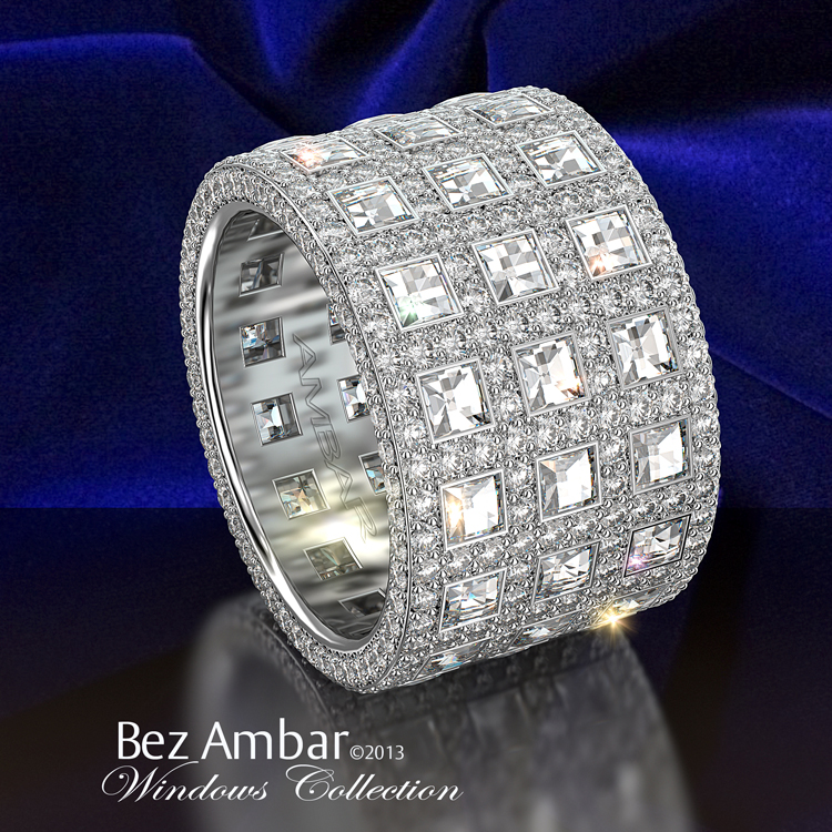 Bez Ambar Windows Collection 3-row
