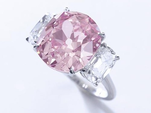 Historic Pink Diamond-1