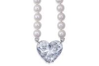 Christies heart diamond