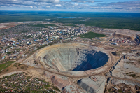 Mir mine photo