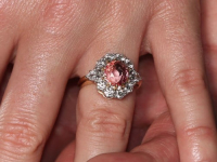 Princess Eugenie engagement ring