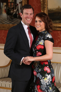 Princess Eugenie couple