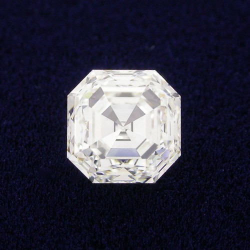 Asscher Cut Diamond 0.83 carats