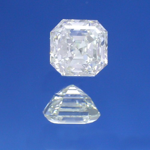 Asscher Cut Diamond 1.04 Carats