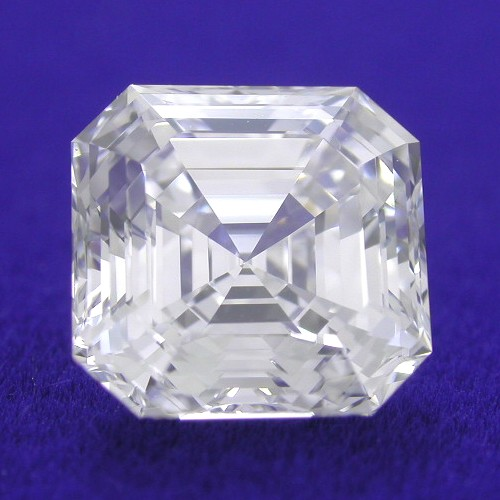Asscher Cut Diamond 1.22 carat