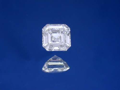 Asscher Cut Diamond 1.33 carat