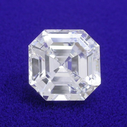 Asscher Cut Diamond 1.60 carat