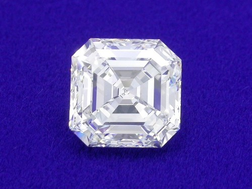 Asscher Cut Diamond 2.30 carat