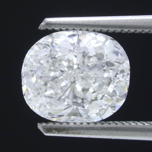 Cushion Cut Diamond 1.50 carat 1.17 ratio
