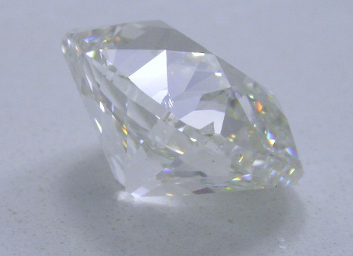 Old Mine Brilliant Cushion 4.01 carats