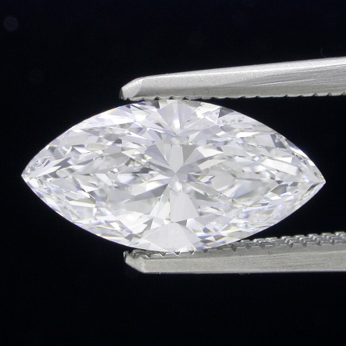 Marquise Diamond 1.92 carat 1.97 ratio